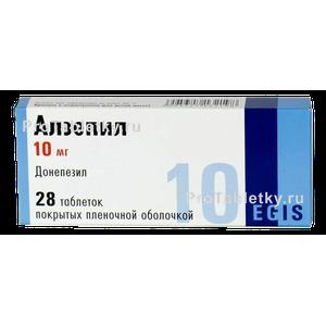 Алзепил отзывы врачей
