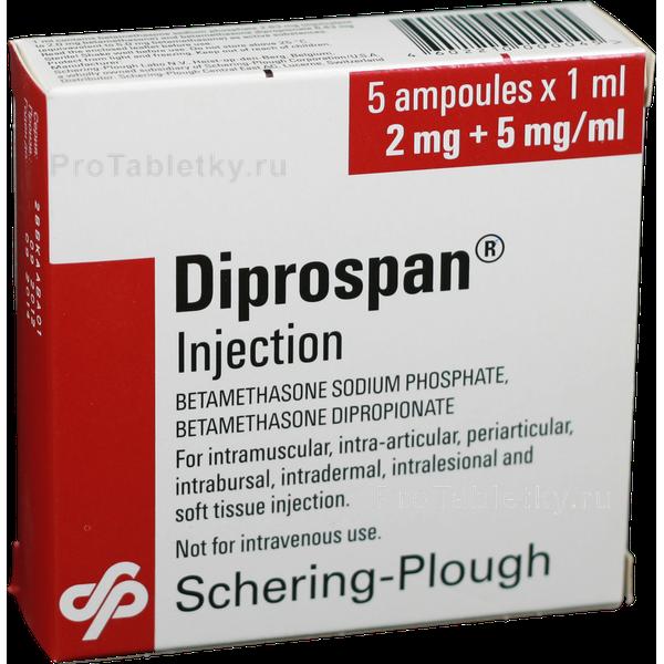 дипроспан таблетки инструкция по применению таблетки