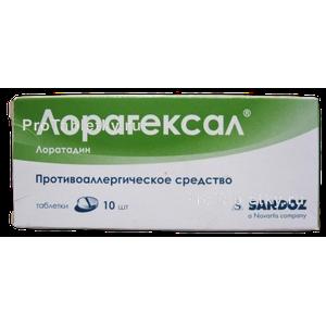 ЛораГЕКСАЛ : Инструкция по применению : Описание препарата : Цена на EUROLAB