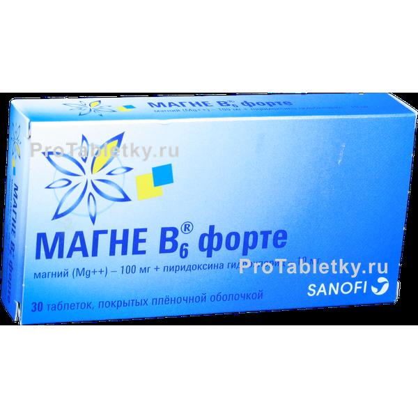 Магне В6 Форте - 26 отзывов, цена от 259 руб., инструкция по ...